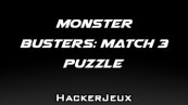 Monster Busters: Match 3 Puzzle Triche