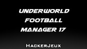 Underworld Football Manager 17 Triche