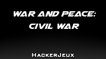 War and Peace: Civil War Hack