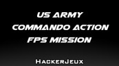 US Army Commando Action FPS Mission Triche