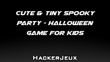 Cute & Tiny Spooky Party - Halloween Game for Kids Hack